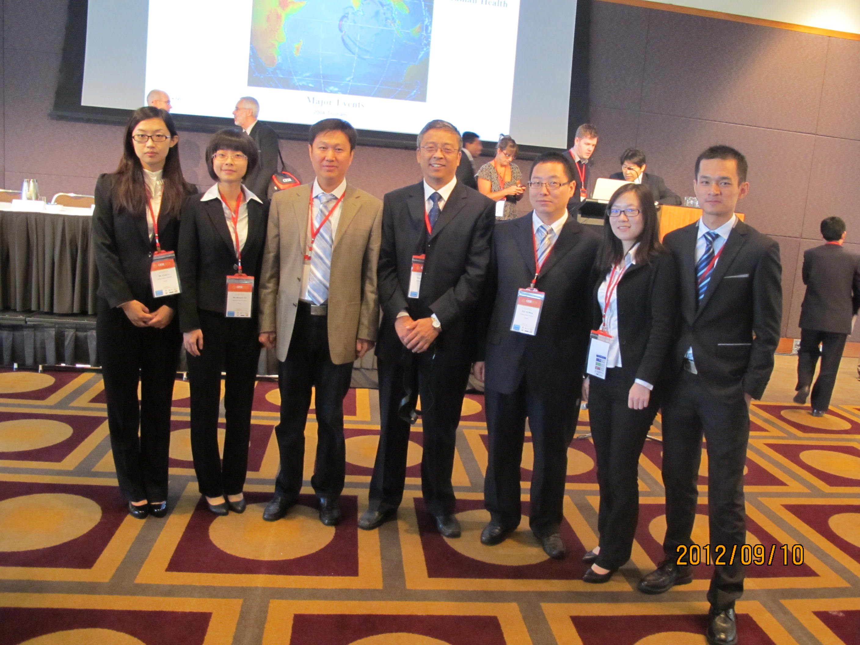 学院师生参加在澳大利亚墨尔本举办的国际学术会议